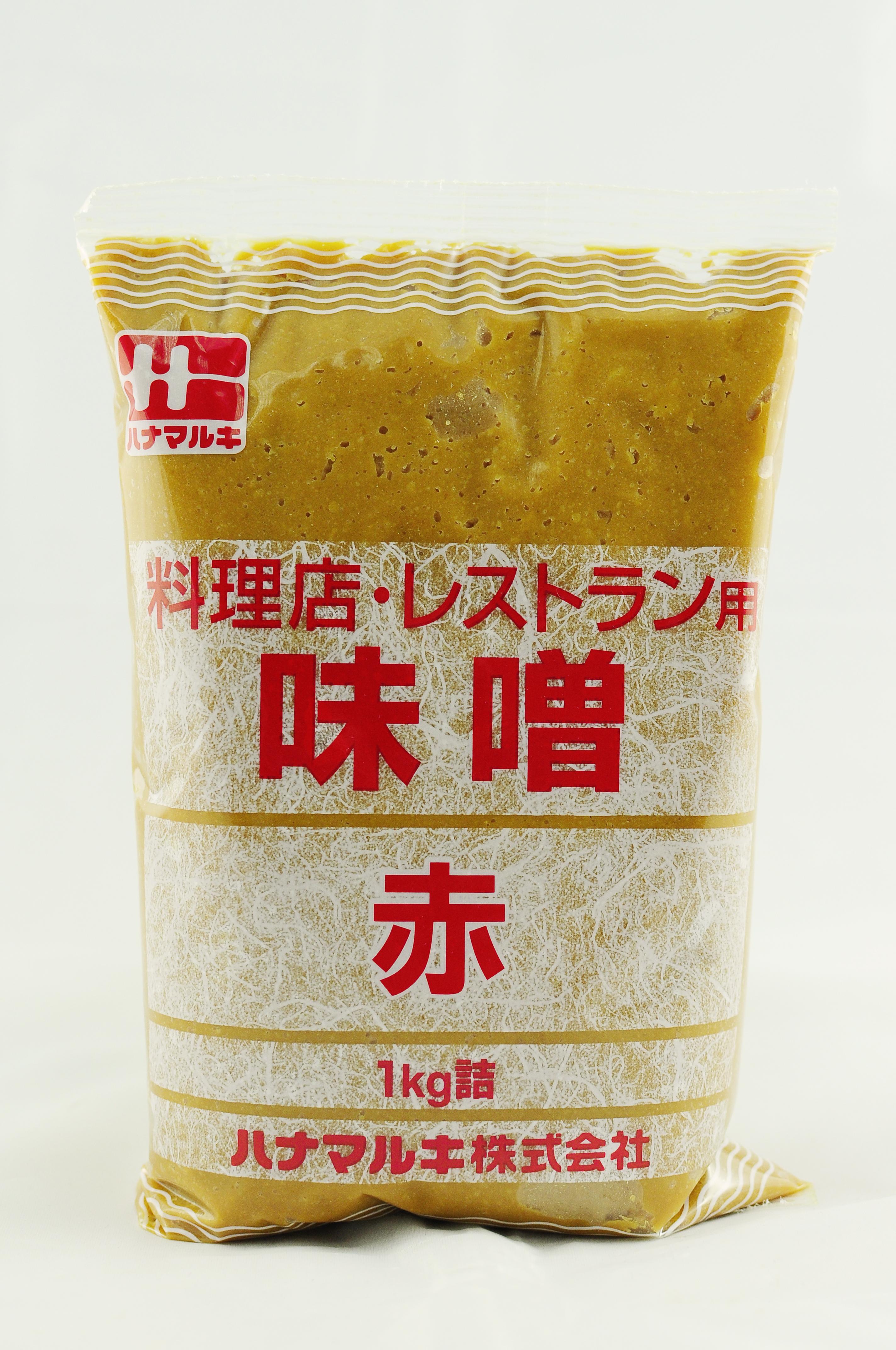 """Aka Miso – Pasta Miso """"dark""""."""