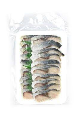 Macrou 'Saba', topping pentru sushi
