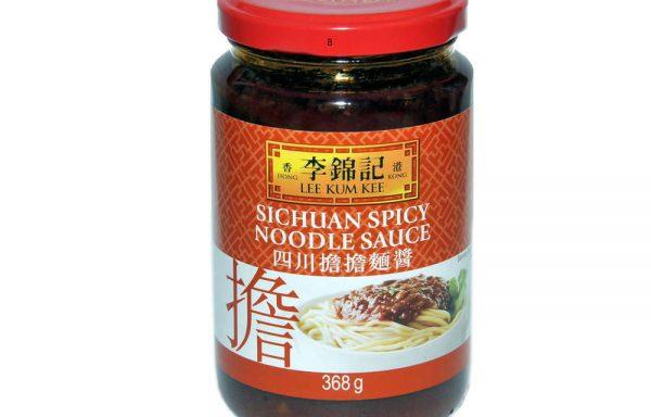 Sichuan spicy noodle sauce ''Lee Kum Kee''