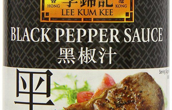 Black pepper sauce ''Lee Kum Kee''