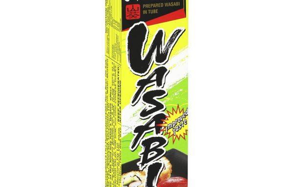 Pasta wasabi 'S&B', tub de 43 gr (origine Japonia)