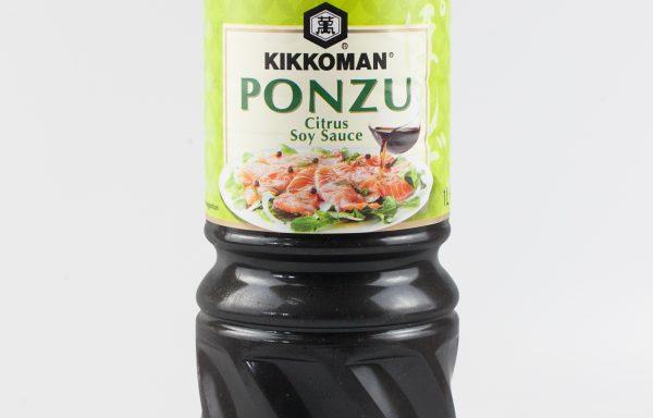 Sos Ponzu de la Kikkoman, bidon de 1 L